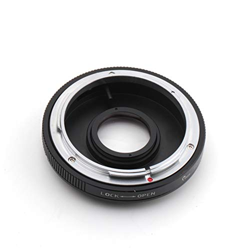 Mount Adapter Ring For Canon FD Lens to Canon EOS EF Camera