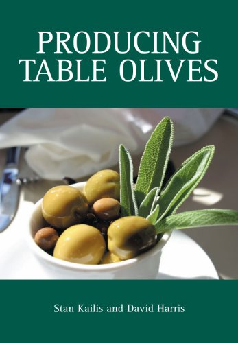 Producing Table Olives (English Edition)