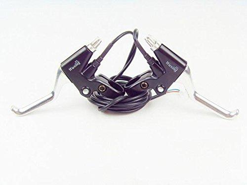 E-bike freno palanca bicicleta eléctrica Wuxing V frenos freno de disco para Scooter Ebike KIT freno potencia corte patines de vehículo eléctrico