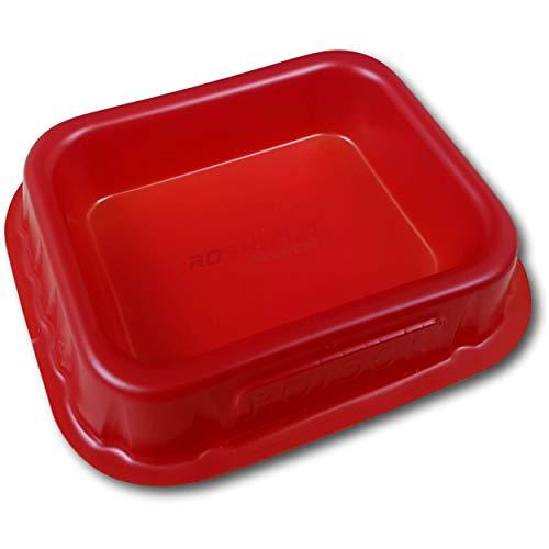 Roshield 10 x Pro Medium Plastic Bait Monitoring Trays for Mouse & Rat Control