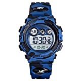SKMEI Kids Watch, Digital Sports Waterproof Watch for Boys Girls, Outdoor Multifunction Chronograph...