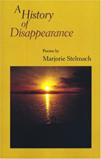 A History of Disappearance: Poems