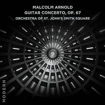 Malcolm Arnold: Guitar Concerto, Op. 67