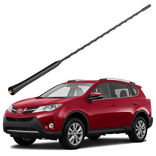 Antena de Radio de 16' Solo para Toyota Camry Corolla RAV4 Tacoma Highlander Prius Sienna Tundra 4Runner Avalon Sequoia Venza OEM 86309-0C020, 8630904080, 8630904110