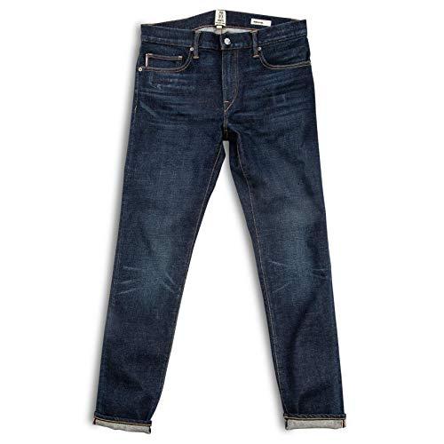 HIROSHI KATO The Pen Slim - Tyler 14OZ 4-Way Stretch Selvedge Jeans