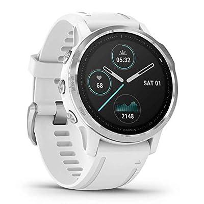 Garmin fenix 6S GPS-Multisport-Smartwatch mit Herzfrequenzmessung zum TOP Preis.