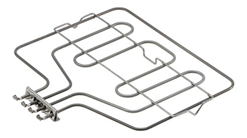 DREHFLEX - Oberhitze/Heizung/Heizelement - passend für diverse Bosch/Siemens/Neff/Constructa Herde/Backofen - passend für Teile-Nr. 00290149/290149 - EGO 20.40843.000 / E.G.O. 2040843000