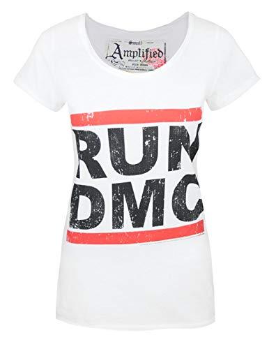 Amplified Run DMC Logo Women's T-Shirt