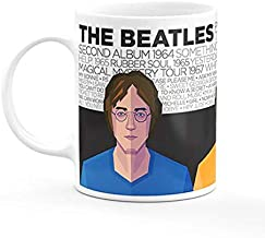 The Beatles Pop Baskılı Kupa