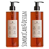 Prija Flüssigseife Seife Ginseng Soap Wellness Spa 2x 380ml Flakon 2x Pumpspender