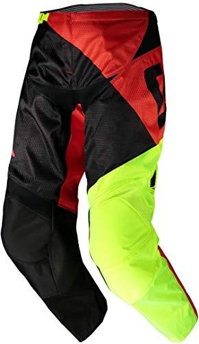 Scott Pant 350 dirt Black/Red 32