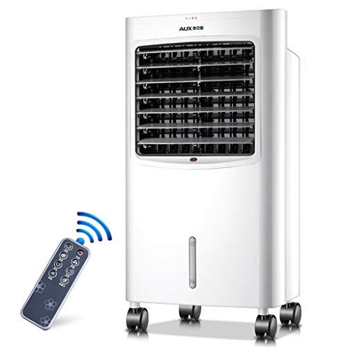 AHAI YU Klimaanlage Ventilator warme und kalte Dual-Use-Mute Energiespar Reinigung und Befeuchtung Luft-Kühler Lüfter