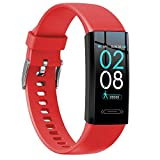 IP68 Waterproof Fitness Tracker Smart Watch with Skin & Body Temperature Heart Rate