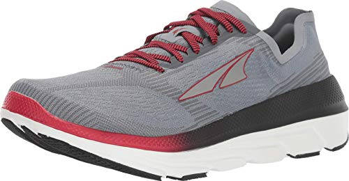 ALTRA Men's ALM1938F Duo 1.5 Road Running Shoe, Gray - 10 M US
