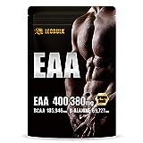 LEOBULK EAA 400380mg ベータアラニン 配合 必須アミノ酸 510g 国産