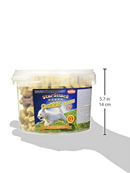 Nobby Starsnack Biscuits Mix des Os pour Chien 1.3 kg