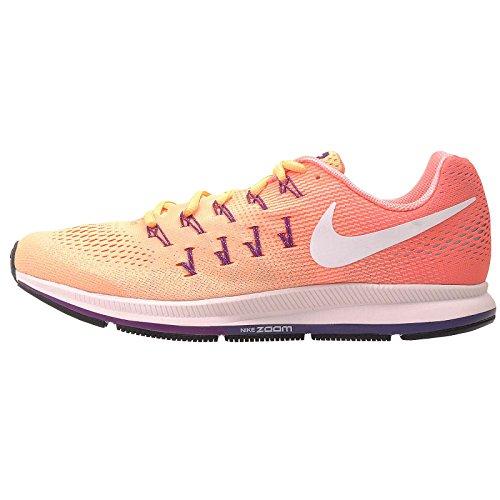 Nike 831356-800, Scarpe da Trail Running Donna, Arancione (Peach Cream/White/Bright Mango), 38 EU