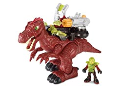 5. Fisher-Price Imaginext Motorized Spinosaurus