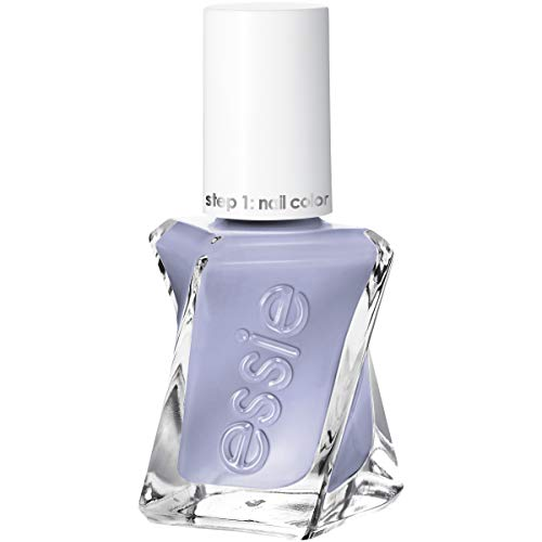 essie Gel Couture 2-Step Longwear Nail Polish, Once Upon A Time, Gray Nail Polish, 0.46 fl. oz. (Once Upon A Time In America Awards)