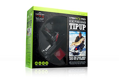 Ifish Pro Ice Fishing Tip-Up