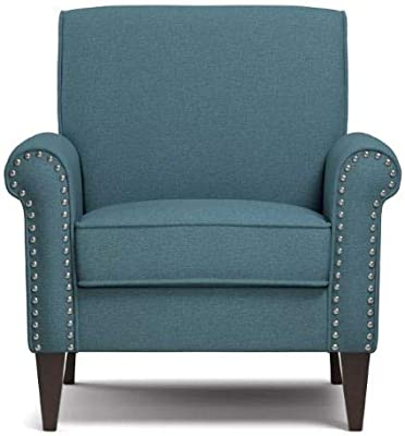 Home Furniture Diy Sofas Armchairs Couches Christopher Knight Mid Century Style Wood Fabric Grey Accent Chair Bnib Cs D22 Bortexgroup Com