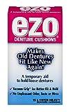 Ezo Denture Cushions, Lower Heavy, 15 Cushions (Pack of 6)