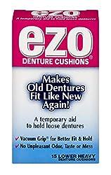 3Ezo Denture Cushions, Lower Heavy