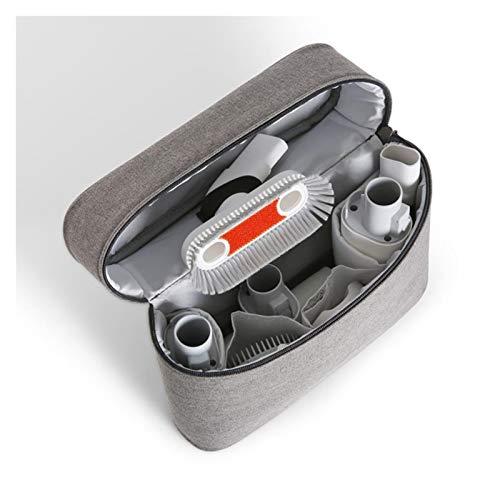 ZRNG Accesorios de aspiradora Accesorios Bolsa de Almacenamiento Ajuste for la aspiradora Roidmi La instalación es Simple y fácil de Usar. (Color : Grey)