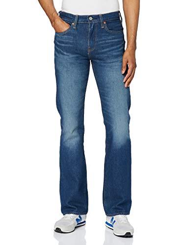 Levi's 527 Slim Boot Cut Vaqueros corte de bota, Bamboo Subtle, 31W / 32L para Hombre