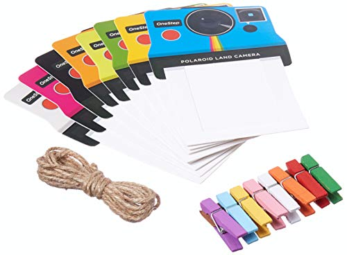 Polaroid Zink Papier Bilderrahmen–Vintage Farben 2x 3(Snap, Zip, Z2300)