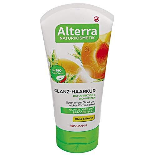 Alterra Glanz-Haarkur Bio-Aprikose & Bio-Weizen, 150 ml