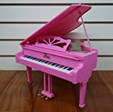 for House Furniture Toy Gloria Piano Play Set (9701) - Fit All 11 1/2' Size Barbie Doll