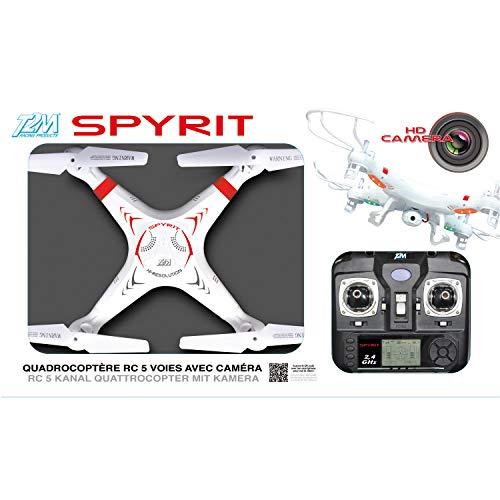 T2M- Spyrit Drones radiocommandés, Pas de numéro, Non renseigné