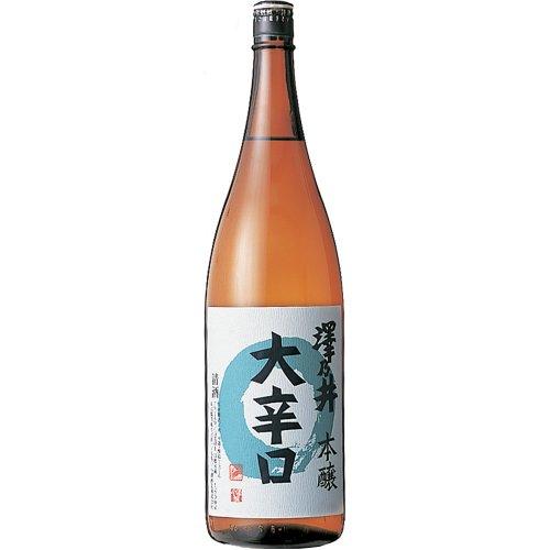 小澤酒造 澤ノ井『本醸造大辛口』