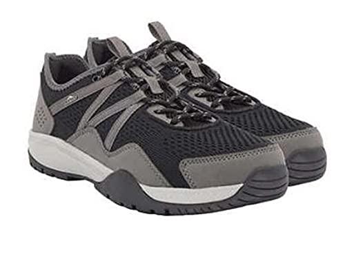 Nevados Men's Hiking Boot Black/Grey (numeric_12)