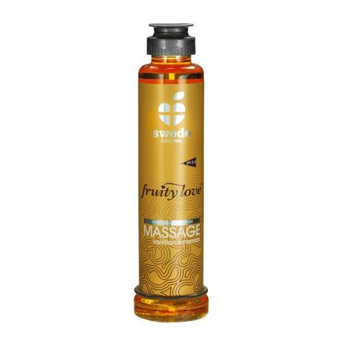 Swede Fruity Love Massagelotion, vanilla / cinnamon, 200 ml