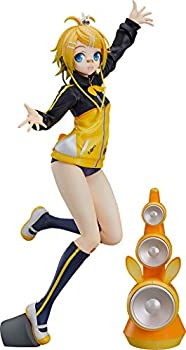 Max Factory Hatsune Miku -Project Diva- F 2ND  Kagamine Rin  Stylish Energy R Version 1  7 Scale PVC Figure Multicolor