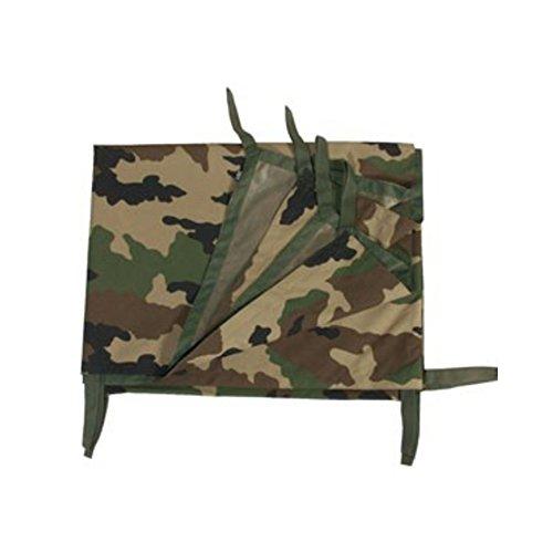 Miltec Sturm Bâche Tente Militaire Camouflage CE ou Kaki