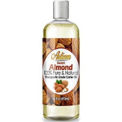 artizen sweet almond oil