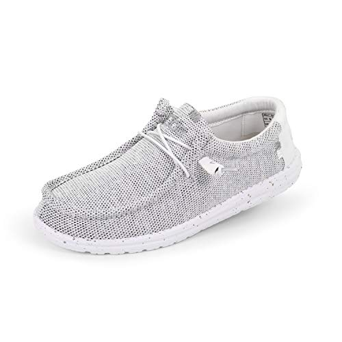 Casual Mens White Shoes