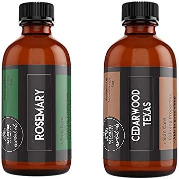 Top 10 Best rosemary essential oil 4oz Reviews