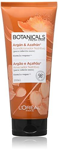 LOreal Paris Botanicals Crema Suavizante, Infusión de nutrición para cabellos secos - 200 ml