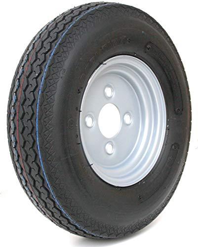 DDR Stema Anhänger Deli Reifen Ersatzrad 4.00-8/4.80-8 4PR 62M Rad