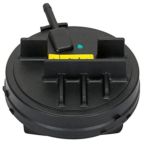 LULUTING Válvula 11127552281 Tapa de Las Tapas de la válvula de Aire del Motor para for BMW E60 E65 E66 E70 E83 E88 E85 E90 E91 E92 F10 N52 128I 328i 528i x3 x5 Z4 Cap (Color : Black)