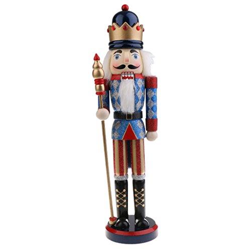 SM SunniMix Merry Christmas Vintage - Figura Decorativa
