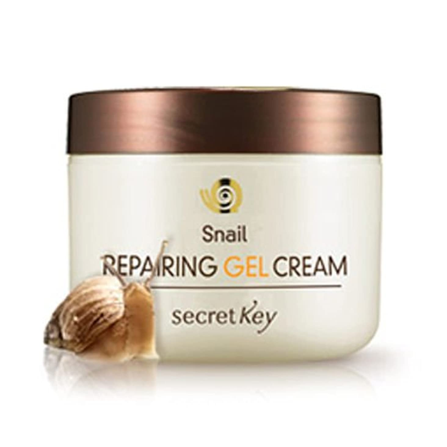 融合したがって名門Snail+EGF Repairing Gel Cream(50ml)