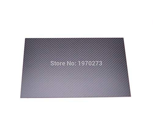 Ben-gi 3k Fibra de Carbono Panel Plate 0,5 mm lámina de Carbono Panel2mm 1 mm...