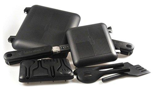 Deep Fill Sandwich Toaster XL MK2 black
