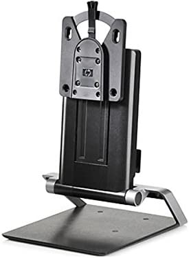 HP G1V61AA Integrated Work Center Stand Mini/Thin Clients, Monitor/Desktop Stand, 17