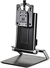 """HP G1V61AA Integrated Work Center Stand Mini/Thin Clients, Monitor/Desktop Stand, 17""""-24"""""""